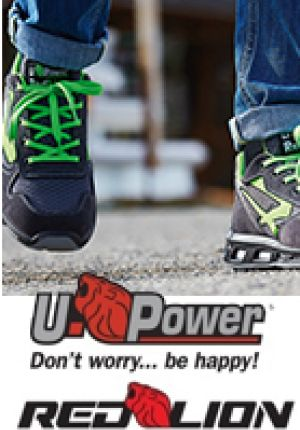 u-power - Antinfortunistica